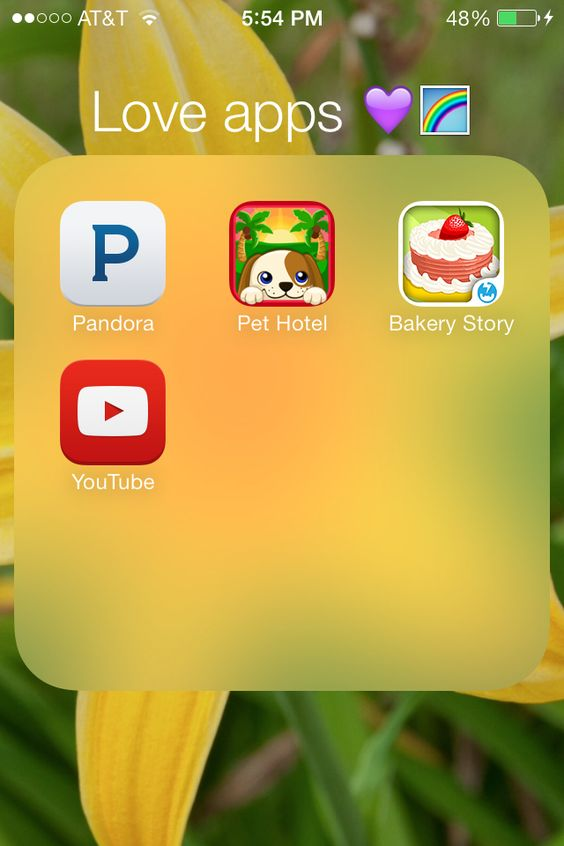 Apps I have