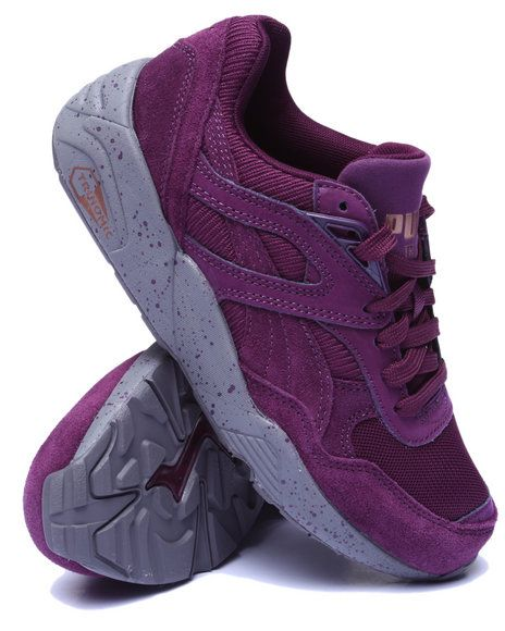 Puma Purple Sneakers
