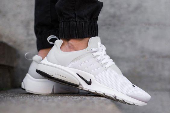 Nike Air Presto White Womens