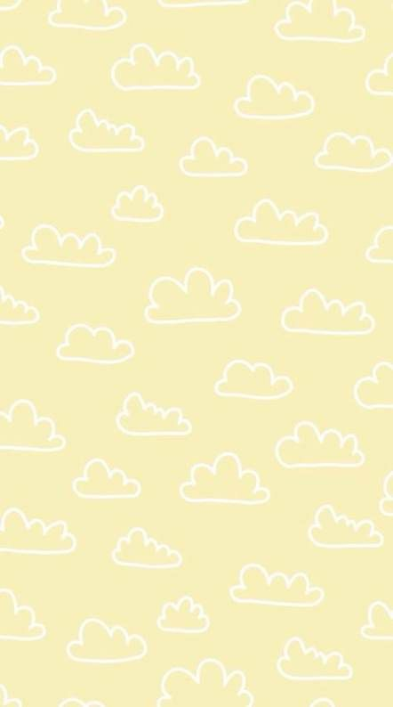Wallpaper Backgrounds Pastel Yellow 24 Ideas Wallpaper Iphone
