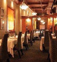 da Maurizio in Halifax, Nova Scotia..............yummy Italian.