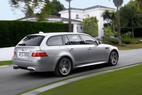 BMW E61 M5 Touring V10 507HP
