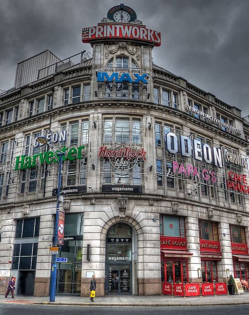 Manchester Shopping Loop, Manchester, UK http://www.huno.co.uk/hotels/manchester-2643123