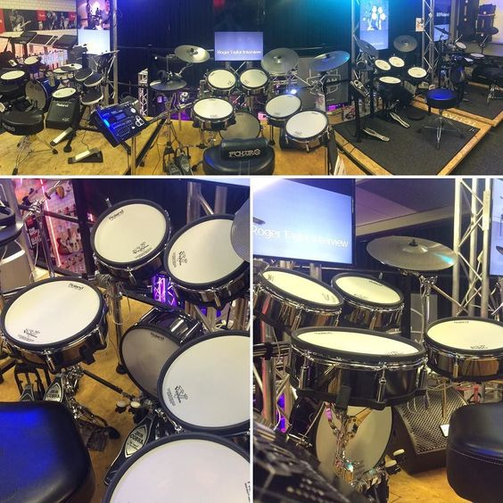 @roland_uk V-Drums - Not only are they great for both silent practice and gigging but they offer something for everyone whether you're a beginner or a pro!  Walk away with your dream kit today with the fantastic offer of 0% finance over 24 months on selected models! #drums #vdrums #roland #td30 #td25 #bethebest #hybriddrums #drummer #sticks #stick #drumming #beat #drumbeat #drumporn #electricdrums #drumkit #houseofdrums #pmthouseofdrums #pmteastlondon #pmt #eastlondon #picoftheday by…