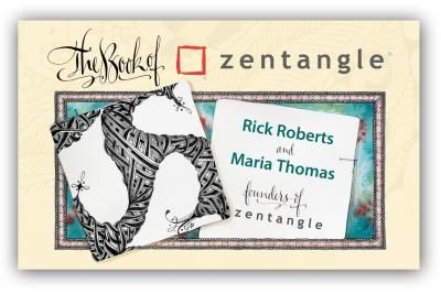 The Book of Zentangle | Que es y como realizar Zentangle