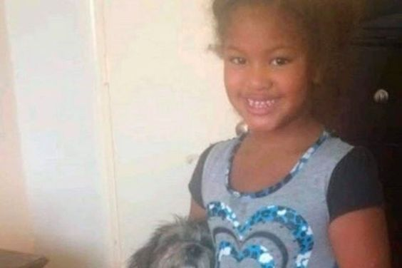 The innocent Jazmine was just 7 year old when she was shot in the head