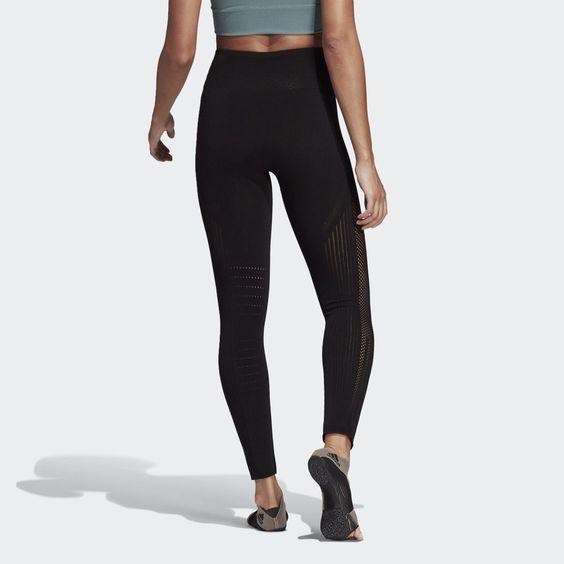 new cheap promo codes check out Tight Warpknit High-Rise 7/8   Legging sport, Adidas noir et ...