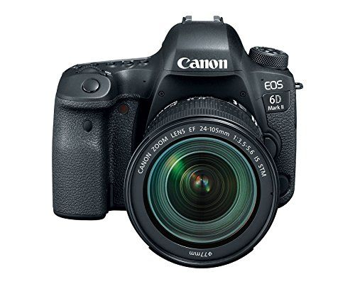 Canon Cameras Us 26 2 Eos 6d Mark Ii Body With 3 Lcd Certified Refurbished Canon Camera Full Frame Camera Best Canon Camera