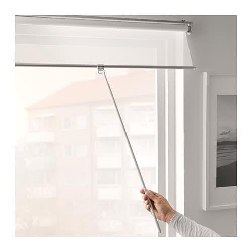 Riktig Draw Rod Extendable Ikea Roller Blinds Cordless Roller Blinds Diy Blinds