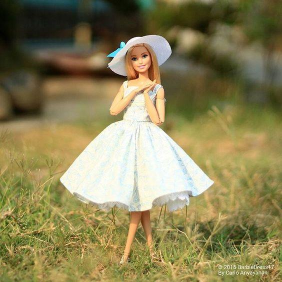 Happy Easter  #barbie #barbiestyle