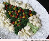 MAMIS: Especial Natal - Fazendo uma mesa bonita e colorida para o Natal - by Camila