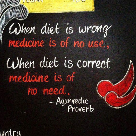 Ayurvedic proverb.  Special K Nourish hot cereal and bars can become a great part of a  healthy diet. #GotItFree