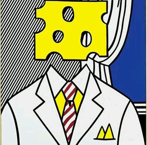 Roy lichtenstein 1977