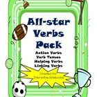 This pack is created to be used as a resource in your students' interactive notebooks. It introduces action verbs, verb tenses, helping verbs, and ...