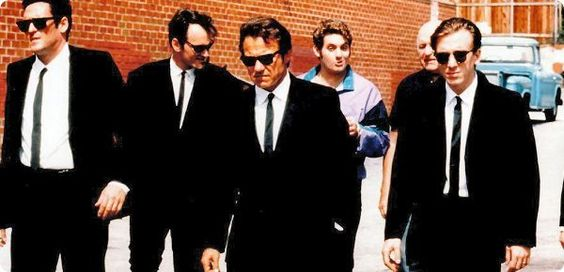 Reservoir Dogs /Cães de aluguel