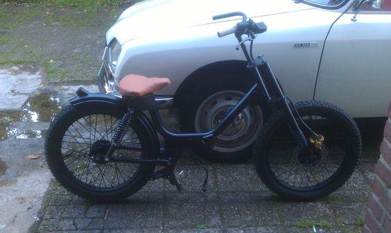 Honda amigo custom