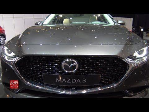 2020 Mazda 3 Sedan Revolution Exterior And Interior 2019 Geneva Motor Show Youtube En 2020