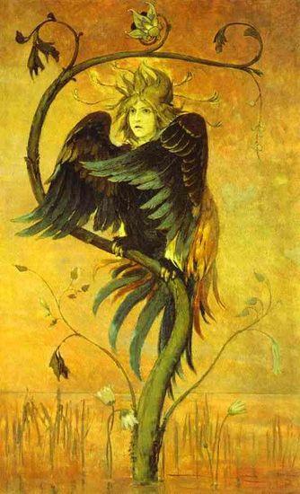 Prophetic Bird In Russian 107
