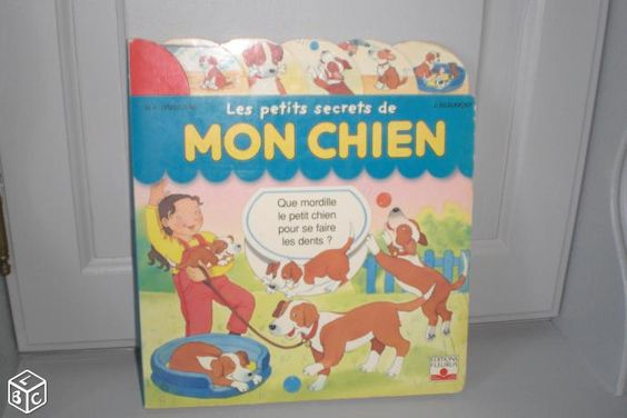 Lot de 3 livres pour enfants - Ollioules vends lot de 3 livres pour enfants:les petits secrets de mon chien,le monstre qui aimait les histoires,la promenade merveilleuse de kevin le lutin;livres comme neufs;voir mes autres livres en tapant lilie  - Ollioules