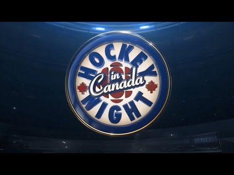 Cbc Hockey Night In Canada Intro 2019 Youtube In 2020 Hockey Cbc Canada