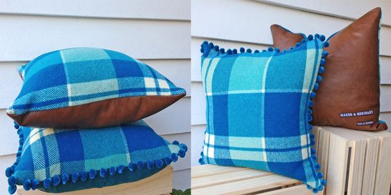 blanket cushions - Google Search