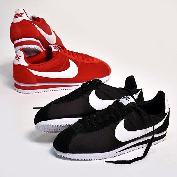 nike shox chaussures clairance des femmes - Nike Cortez Nylon   Nike cortez   Pinterest   Nike Cortez, Nike ...