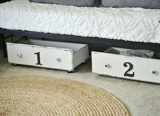 18 Clever Storage Solutions You Can Diy For Free In 2020 With
