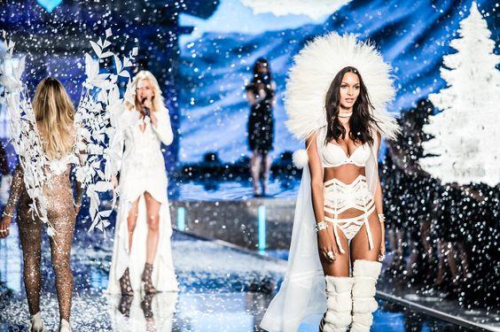 VICTORIA'S SECRET ANGELS.