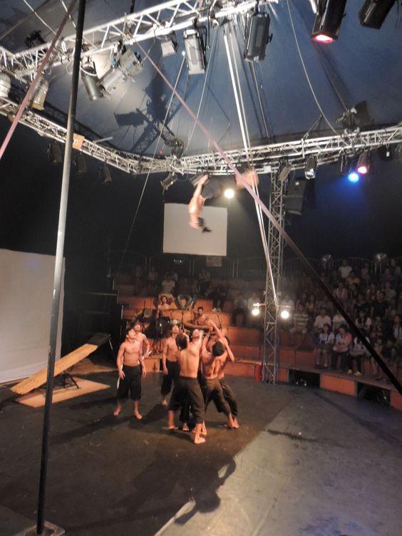 Phare the circus; unique performance in Cambodia