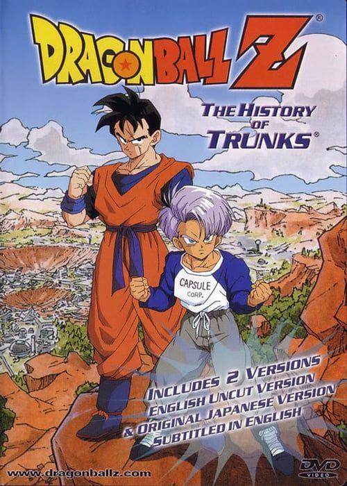 Dragon Ball Z The History Of Trunks Online Full Movie 1993 Putlockerimdbtmdbboxofficemojofreeonlinefreedownloadocea Dragon Ball Dragon Ball Z Animation Movie