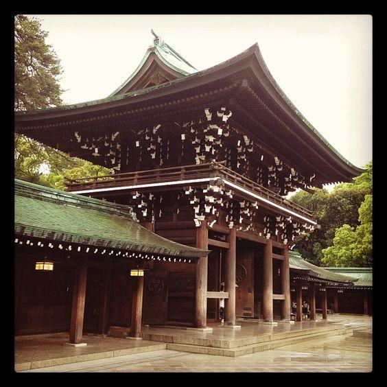 Meiji Shrine (Tokyo, Japan)