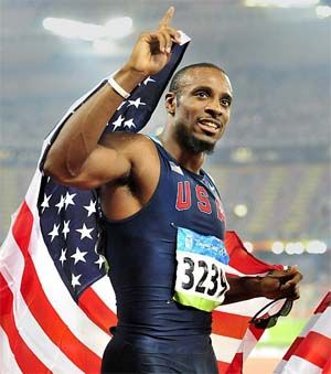 Angelo Taylor – GT alum and Olympic silver medalist.