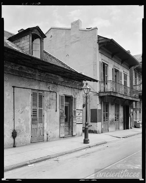 631 Dauphine St New Orleans Orleans Parish Louisiana New Orleans New Orleans History Southern Architecture