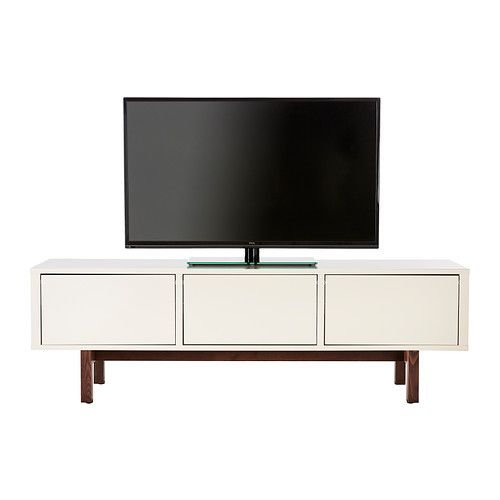 Stockholm tv bench beige cable benches and cabinets - Meuble stockholm ikea ...