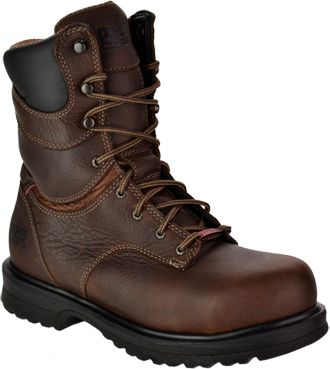 """Women's Timberland 8"""" Steel Toe WP/Insulated Work Boot TM88116: STEEL TOE SHOES"""