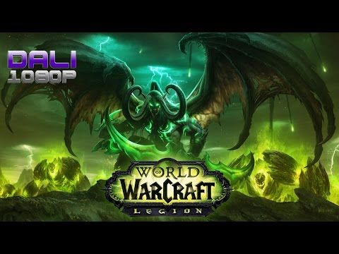 World of Warcraft: Legion is the sixth expansion set in the massively multiplayer online role-playing game World of Warcraft, following Warlords of Draenor. #WoWLegion #mmorpg #PC #Blizzard_Ent  #DaliHDGaming  #YouTube