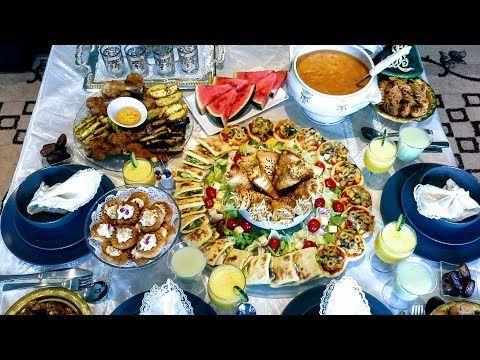 ماءدة إفطار رمضانية صحية ومتوازنة بأفكار بسيطة اكتشفوها معي Youtube Food Breakfast Waffles