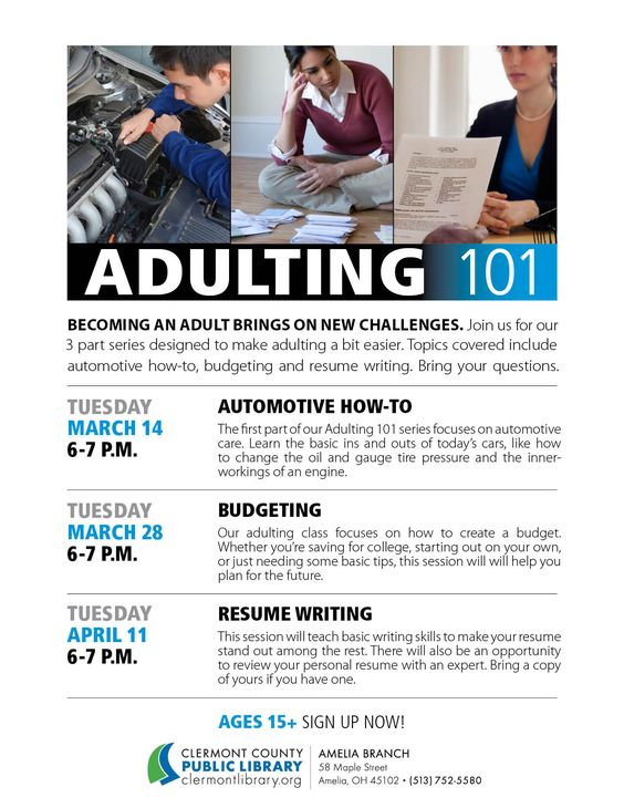Learn how to care for your car, Amelia #LifeSkills #Adulting - resume writing 101