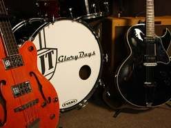 Glory Days is a great 50's & 60's rockabilly band out of Nashville.