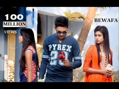 Bewafa Hai Tu Heart Touching Love Story 2018 Latest Hindi New Song By Lovesheet Till Watch End Youtube Heart Touching Love Story News Songs Song Hindi