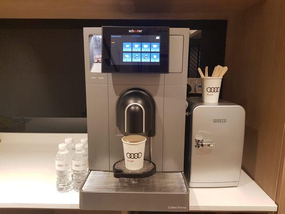 Schaerer Coffee Prime Singapore Office Espresso Machine Office Coffee Machines Office Coffee Ground Coffee Machine