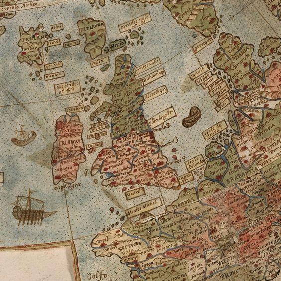 Hidden map 1587 - 2