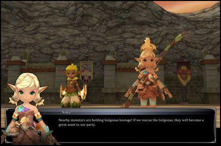 Game Dialogue