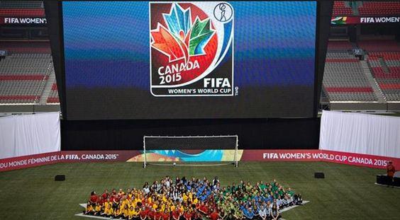 Eurosport emitirá la Copa del Mundo de Fútbol Femenino Canadá 2015