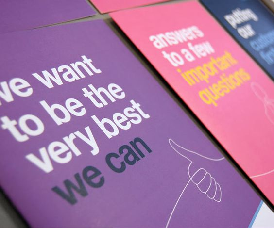Welcome Pack  Nice Type    Behance And Packaging Design