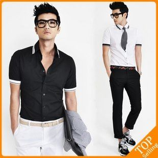 Business Short Sleeve Shirts
