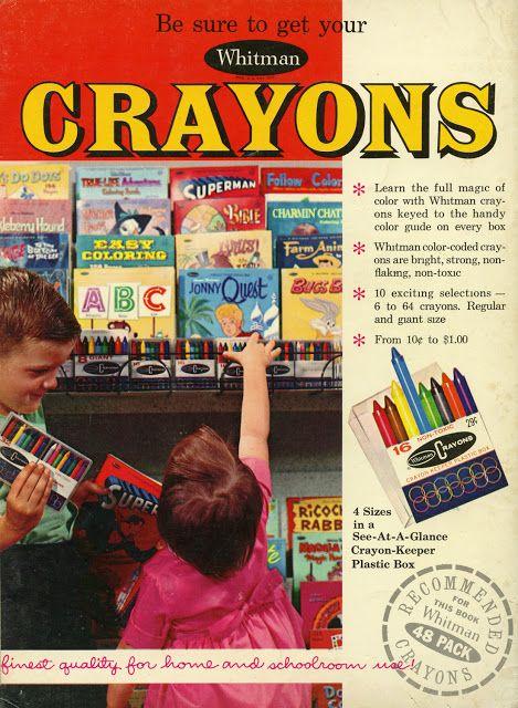1950-1960s coloring books - Google Search