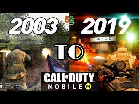 Call Of Dut Callofdut Cod History Of Call Of Duty Games 2003 2019 Mparison All Series Games Evolut Call Of Duty Call Of Duty Download Call Of Duty Black