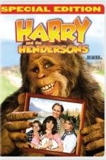 Harry and the Hendersons ( 1987 )  Returning from a hunting trip in the forest, the Henderson family's car hits an animal in the road. At first they fear it was a man..