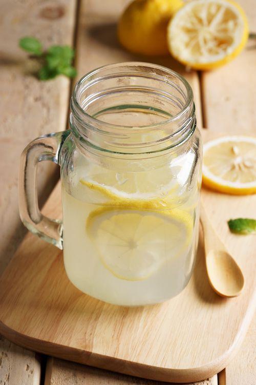 Lemon water benefits 41680